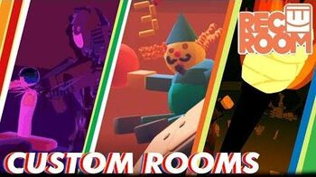 REC ROOM - Horror Custom Rooms