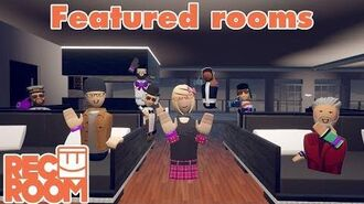 Rec Room - Featured Rooms (Community Builds) - Week of April 28th
