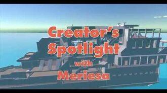 Creator's Spotlight Meriesa