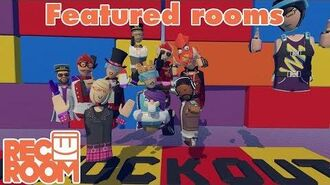 Rec Room - Featured Rooms (Community Builds) - Week of Sep 9th
