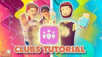 Rec Room UPDATE - Clubs - how to join, create, and manage a club