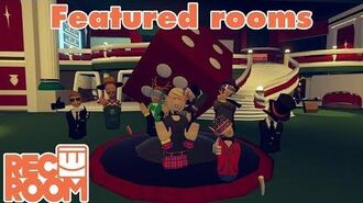 Rec Room - Featured Rooms (Community Builds) - Week of March 3rd