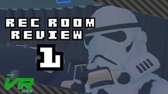 STAR RATING! - Rec Room Review - Episode 1