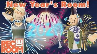 Maker Pen Fun- New Year's Room with Joker!