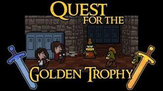 S RANK!!! - Rec Room VR - Quest For The Golden Trophy - S Rank