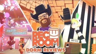 Hairy's Dorm Reviews 6 (Community Builds)