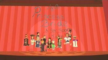 Orange Bucket Acting Troupe presents- The Princess Bride - A Rec Room Tale
