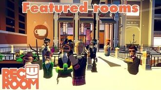 Rec Room - Featured Rooms (Community Builds) - Week of March 17th