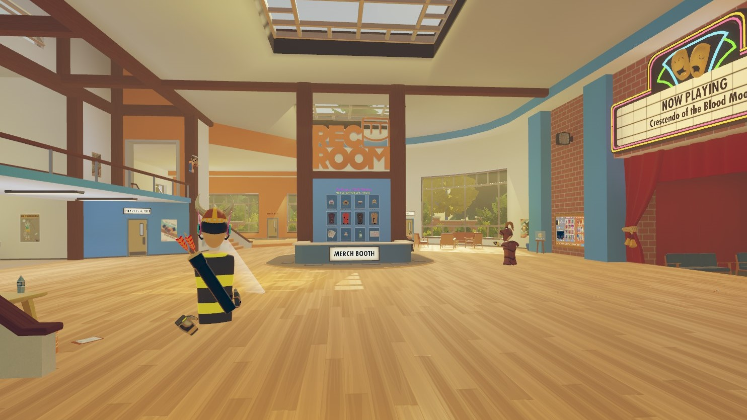 Rec Center | Rec Room Wiki | FANDOM powered by Wikia