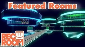 Rec Room - Featured Rooms (Community Builds)- Week of July 5th