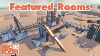 Rec Room - Featured Rooms (Community Builds) - Week of July 26th