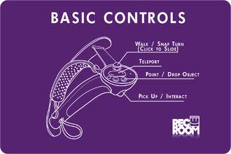 Index basic controls