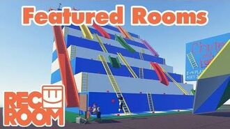 Rec Room - Featured Rooms (Community Builds) - Week of June 7th