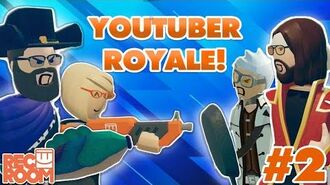 Rec Royale Youtuber Edition - Game 2