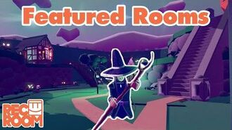 Rec Room - Featured Rooms (Community Builds) - Week of Aug 26th