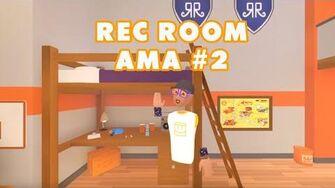 Rec Room Video AMA 2