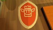 Quest Shield Orange