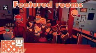 Rec Room - Featured Rooms (Community Builds) - Week of Oct 7th