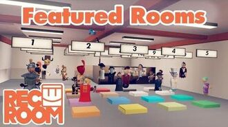 Rec Room - Featured Rooms (Community Builds) - Week of May 24