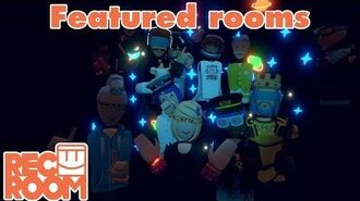 Rec Room - Featured Rooms (Community Builds) - Week of Sep 30th