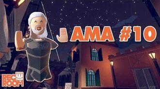 Rec Room AMA 10