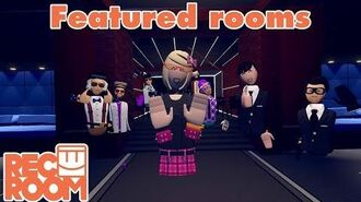 Rec Room - Featured Rooms (Community Builds) - Week of April 14th