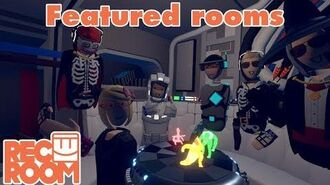 Rec Room - Featured Rooms (Community Builds) - Week of Oct 14th