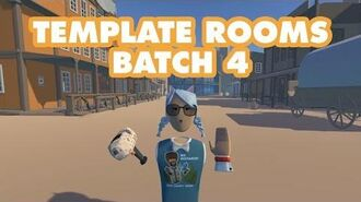 Template Rooms Batch 4 - ^RecWestern ^EscapeRoomKit ^RecHolidaySpecial
