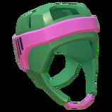 PinkGreenHelmet