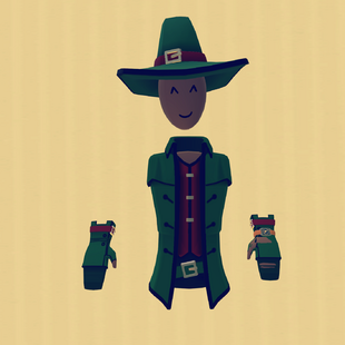 Green set (C)