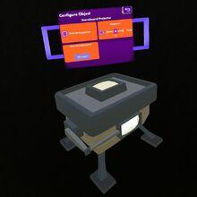 Palette configure scoreboard