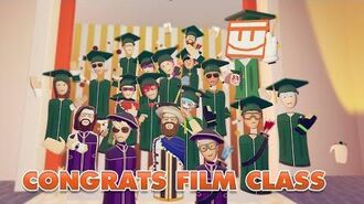 Film Academy Graduation