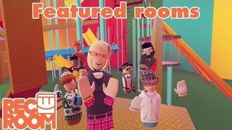 Rec Room - Featured Rooms (Community Builds) - Week of Jan 7th