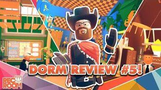 Hairy's Dorm Reviews 5 (Community Builds)