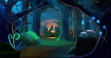 Quest Goblin 2 goblin encamplent