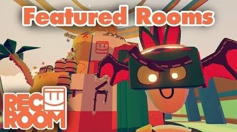 Rec Room - Featured Rooms (Community Builds) - Week of May 31st
