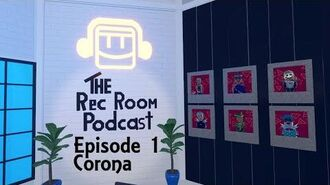 RecRoom Podcast 1 - Corona