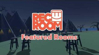 Rec Room - Featured Rooms - Week of Feb 11th