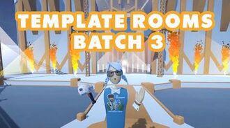 Template Rooms Batch 3 - ^StageTemplate ^TalkShowTemplate ^TheaterTemplate