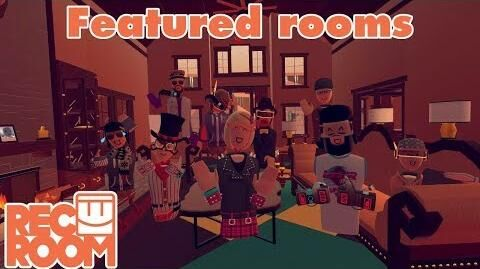 Rec Room - Featured Rooms (Community Builds) - Week of Feb 25th