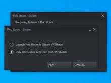 Select screen mode