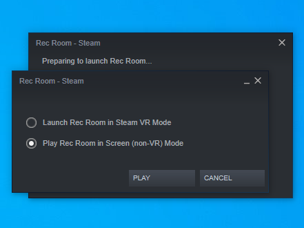 Screen Mode | Rec Room Wiki | FANDOM powered by Wikia