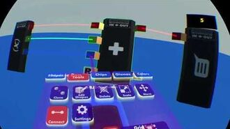 Rec Room Tutorial Chips- Variable, Combinator, Comparer