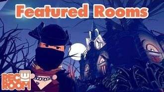Rec Room - Featured Rooms (Community Builds) - Week of Oct 28th
