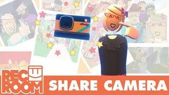 How To Rec Room - Share Camera Tutorial!