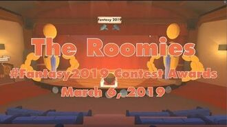 The Roomies - Fantasy2019