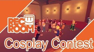 Event- Rec Room Cosplay Contest