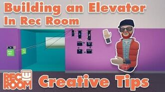 How to Rec Room - Building an Elevator