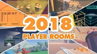 Rec Room - Player Created Rooms 2018