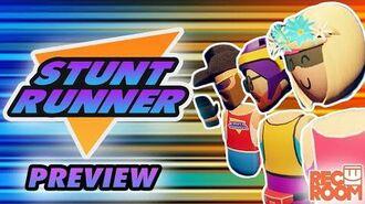 Rec Room - Stunt Runner (Spoiler Preview)